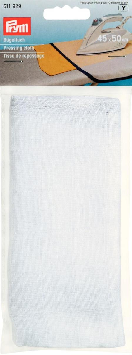 Полотно для глажки,45*50см,белый,100%хлопок,1шт в блистере. (10130022/101212/0009545/19, ГЕРМАНИЯ )611929Полотно для глажки, размер: 45*50см, цвет: белый,100%хлопок,1шт в блистере. При намокании водой становится прозрачным, что позволяет лучше видеть места для утюжки.