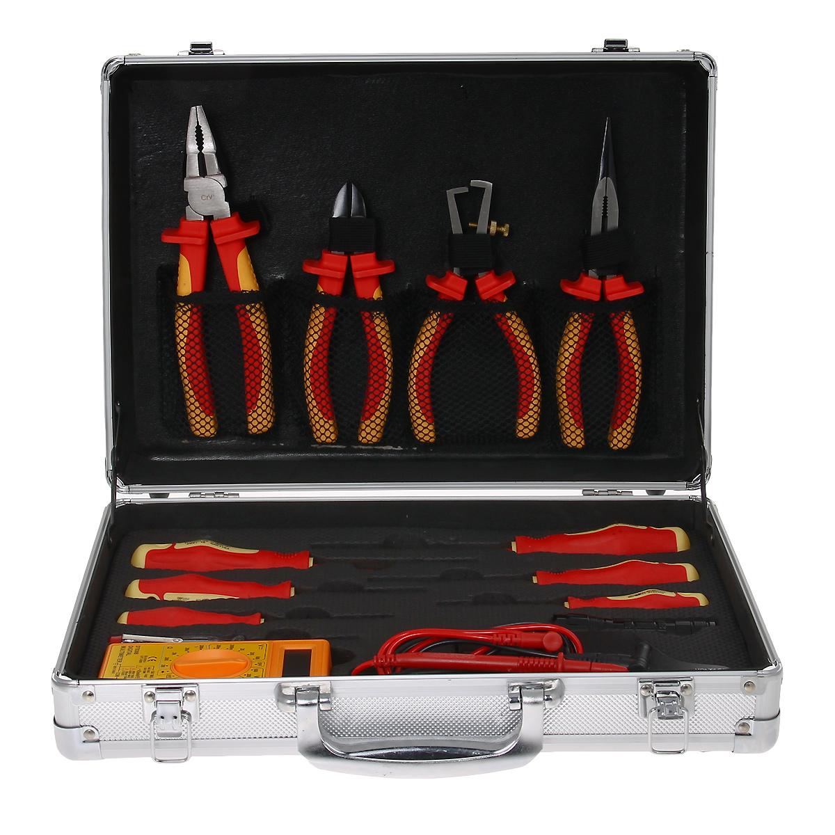 Набор диэлектрических инструментов Unipro U-900, 14 предметов
