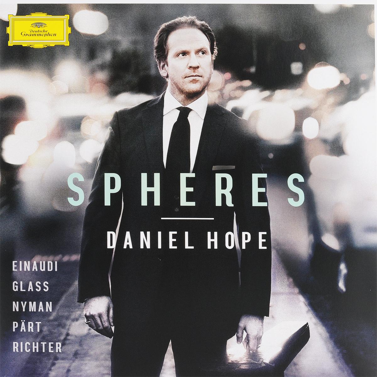 Daniel Hope. Spheres (2 LP)