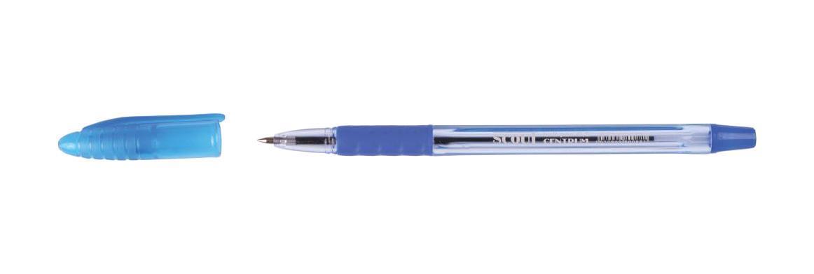 80088 Ручка SCOUT синяя Centrum, 0,5 мм 50 шт.80088