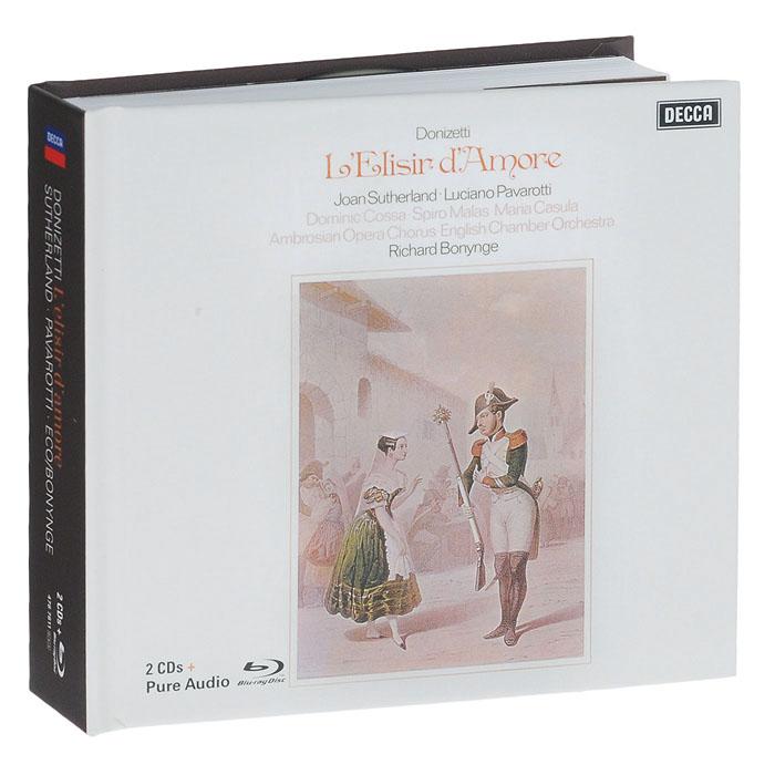 Издание упаковано в картонный DigiPack с 238-ми страничным буклетом-книгой, закрепленным в середине упаковки. Буклет содержит дополнительную информацию на английском, французском и немецком языках.