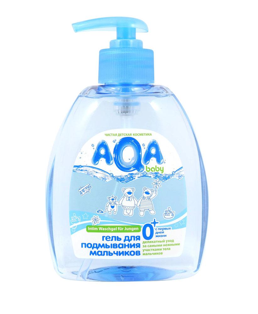 AQA baby Гель для подмывания мальчиков, с первых дней жизни, 300 мл009421Гель специально разработан для ежедневного подмывания мальчиков с первых дней жизни. Мягкие компоненты деликатно очищают нежную кожу интимной зоны. Бисаболол и аллантоин обладают выраженным противовоспалительным и успокаивающим действием. Не содержит SLES, SLS, парабенов, феноксиэтанола, формальдегида, продуктов нефтепереработки. Гипоаллергенно. Без красителей. Используется с рождения. Гель для подмывания подходит для мальчиков, перенесших процедуру обрезания. Товар сертифицирован.