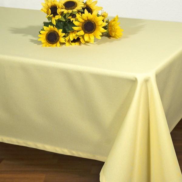 Скатерть Schaefer, прямоугольная, цвет: желтый, 130 x 170 см. 07058-42907058-429Скатерть Schaefer изготовлена из полиэстера. Изделия из полиэстера легко стирать: они не мнутся, не садятся и быстро сохнут, они более долговечны, чем изделия из натуральных волокон. Кроме того, ткань обладает водоотталкивающими свойствами. Такая скатерть будет просто не заменима на кухне, а особенно на вашем обеденном столе на даче под открытым небом. Скатерть Schaefer не останется без внимания ваших гостей, а вас будет ежедневно радовать ярким дизайном и несравненным качеством. Немецкая компания Schaefer создана в 1921 году. На протяжении всего времени существования она создает уникальные коллекции домашнего текстиля для гостиных, спален, кухонь и ванных комнат. Дизайнерские идеи немецких художников компании Schaefer воплощаются в текстильных изделиях, которые сделают ваш дом красивее и уютнее и не останутся незамеченными вашими гостями. Дарите себе и близким красоту каждый день! Изысканный текстиль от немецкой компании Schaefer - это красота,...