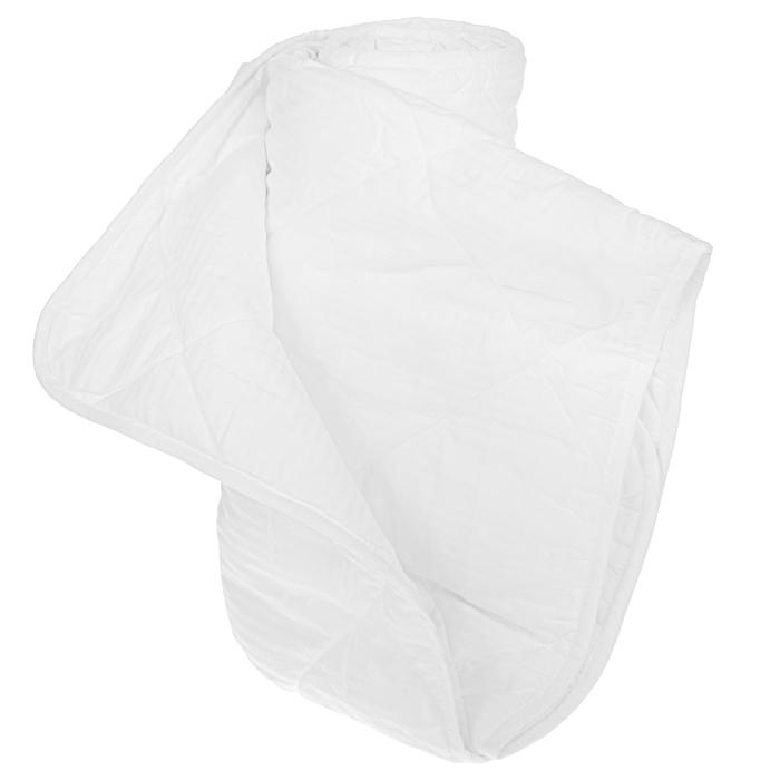 Одеяло облегченное OL-Tex Богема, наполнитель: микроволокно OL-Tex, цвет: белый, 200 см х 220 смОЛС-22-2Теплое и уютное одеяло OL-Tex Богема подарит здоровый и комфортный сон. Чехол одеяла белого цвета выполнен из сатин-страйпа, оформлен фигурной стежкой и окантован по краю. Стежка равномерно удерживает наполнитель в чехле, а кант сохраняет форму изделия. Внутри - полиэфирное высокосиликонизированное микроволокно OL-Tex. Это волокно является усовершенствованным аналогом наполнителя Лебяжий пух. Благодаря уникальной технологии, наполнитель отличается безупречным качеством. Основные свойства наполнителя OL-Tex: - особая мягкость и легкость, - отличные терморегулирующие свойства, - не вызывает аллергии, - практичность и легкий уход. Легкое, воздушное одеяло окутает Вас теплом и создаст комфорт во время сна. Воздушное пространство между волокнами обеспечивает прекрасную циркуляцию воздуха. Невесомое и уютное одеяло, легкое в уходе. Рекомендации по уходу: - Ручная и машинная стирка при температуре 30°С. - Не гладить. - Не...