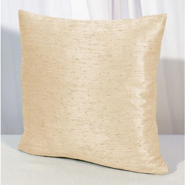 Наволочка декоративная Schaefer, цвет: молочный, 40 х 40 см 08782-50108782-501Наволочка Schaefer изготовлена из полиэстера. Она застегивается на застежку-молнию. Изделия из полиэстера легко стирать: они не мнутся, не садятся и быстро сохнут, они более долговечны, чем изделия из натуральных волокон. Это текстильное изделие станет удобным и комфортным украшением вашего дома! Немецкая компания Schaefer создана в 1921 году. На протяжении всего времени существования она создает уникальные коллекции домашнего текстиля для гостиных, спален, кухонь и ванных комнат. Дизайнерские идеи немецких художников компании Schaefer воплощаются в текстильных изделиях, которые сделают ваш дом красивее и уютнее и не останутся незамеченными вашими гостями. Дарите себе и близким красоту каждый день!