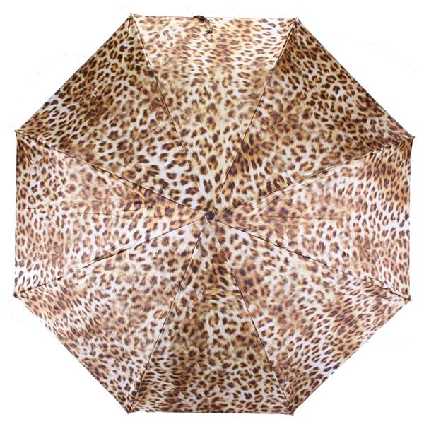 Зонт Pasotti, механический, 3 сложения, зеленый, черный257-52417-31-P14Стильный механический зонт Pasotti даже в ненастную погоду позволит вам оставаться стильной и элегантной. Рукоятка выполнена из металла и украшена резным орнаментом и стразой. Каркас зонта состоит из восьми металлических спиц. Зонт имеет механический механизм сложения: купол открывается и закрывается вручную до характерного щелчка. Купол зонта выполнен из прочного сатина и оформлен леопардовым принтом. Компактные размеры зонта в сложенном виде позволят ему без труда поместиться в сумочке и не доставят никаких проблем во время переноски. На рукоятке для удобства есть металлическая цепочка, позволяющая надеть зонт на руку тогда, когда это будет необходимо. К зонту прилагается чехол.