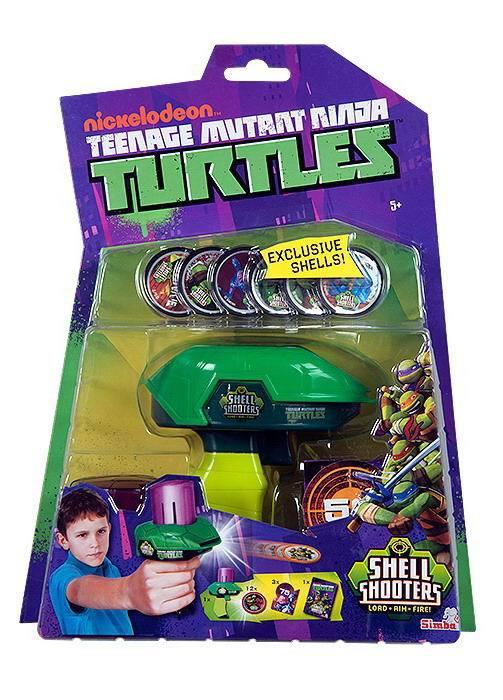 "Игровой набор TPF ""Shell Shooters"", 18 предметов"