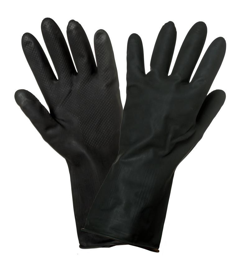 Перчатки защитные Airline, латексные