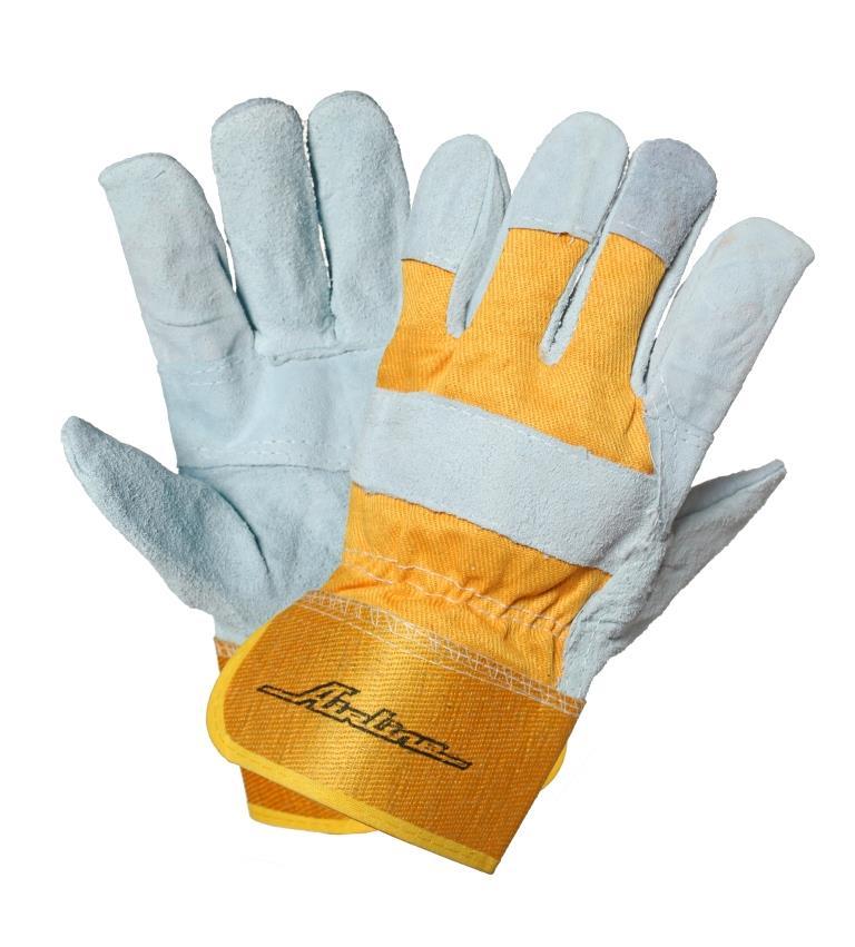 Перчатки спилковые AirlineAWG-S-06Спилковые перчатки Airline позволяют обеспечить защиту рук при выполнении большинства бытовых или производственных работ. Преимущества: Высокая сопротивляемость к проколам и порезам; Выдерживают кратковременное воздействие высоких температур; Выдерживают кратковременное воздействие водной среды; Дышащий материал.