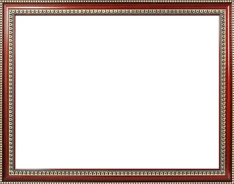 Багетная рама Classicism, цвет: коричневый, золотистый, 30 х 40 см1512-BL Classicism (коричневый)Багетная рама Classicism изготовлена из пластика. Багетные рамы предназначены для оформления картин, вышивок и фотографий. Оформленное изделие всегда становится более выразительным и гармоничным. Подбор багета для картин очень важен - от этого зависит, какое значение будет иметь выполненная работа в вашем интерьере. Если вы используете раму для оформления живописи на холсте, следует учесть, что толщина подрамника больше толщины рамы и сзади будет выступать, рекомендуется дополнительно зафиксировать картину клеем, лист-заглушку в этом случае не вставляют. В комплекте - крепежные элементы, с помощью которых изделие можно подвесить на стену.
