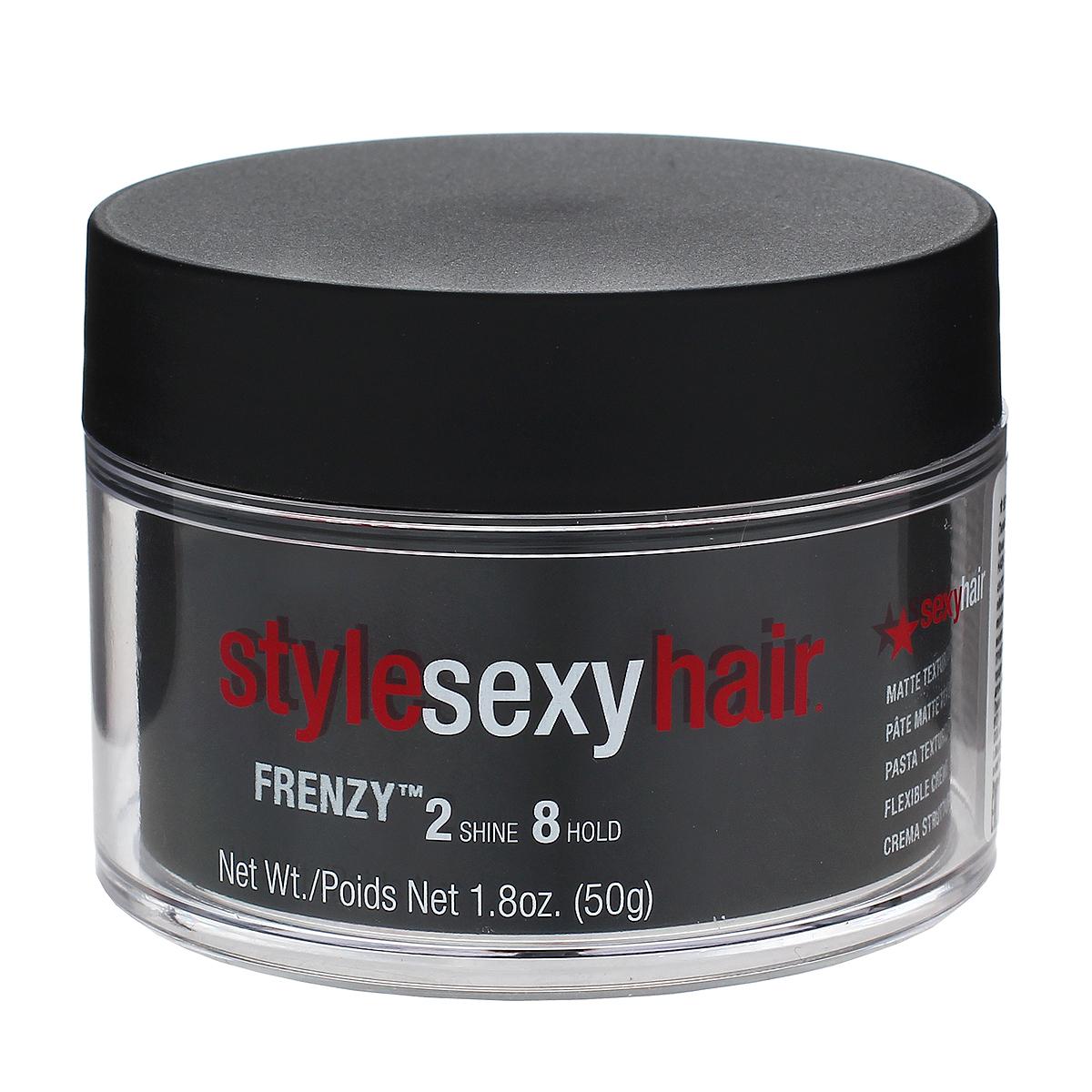 Sexy Hair Крем Style для объема волос, 50 гКР5Крем Sexy Hair Style придает волосам объем и текстуру. Подходит для разделения и подчеркивания прядей. Позволяет неоднократно менять укладку в течение всего дня.