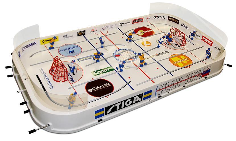 ������ ���������� Stiga Play Off, ����: ����� - Stiga71-1143-70���������� ������ Stiga Play Off - ��� ����������� ���� ���������� ���� �� ����������� ������. ����������� ���� ������� � �������. ������� ������ � ���������. ������������ ������ ���� ��� ������������ �������������. ������� �����, ������������� �����, ��������� �� ����������� �� ������� �����. ����� � �������� �� ������.