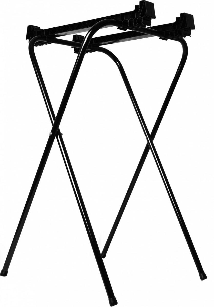 Подставка для игр Stiga Game stand, раскладная, цвет: черный71-1938-01Регулируемая по высоте подставка для игр Stiga Game stand идеально подходит для настольного хоккея и футбола. Она выполнена из алюминия и пластика, за счет чего имеет небольшой вес. В сложенном состоянии занимает мало места.