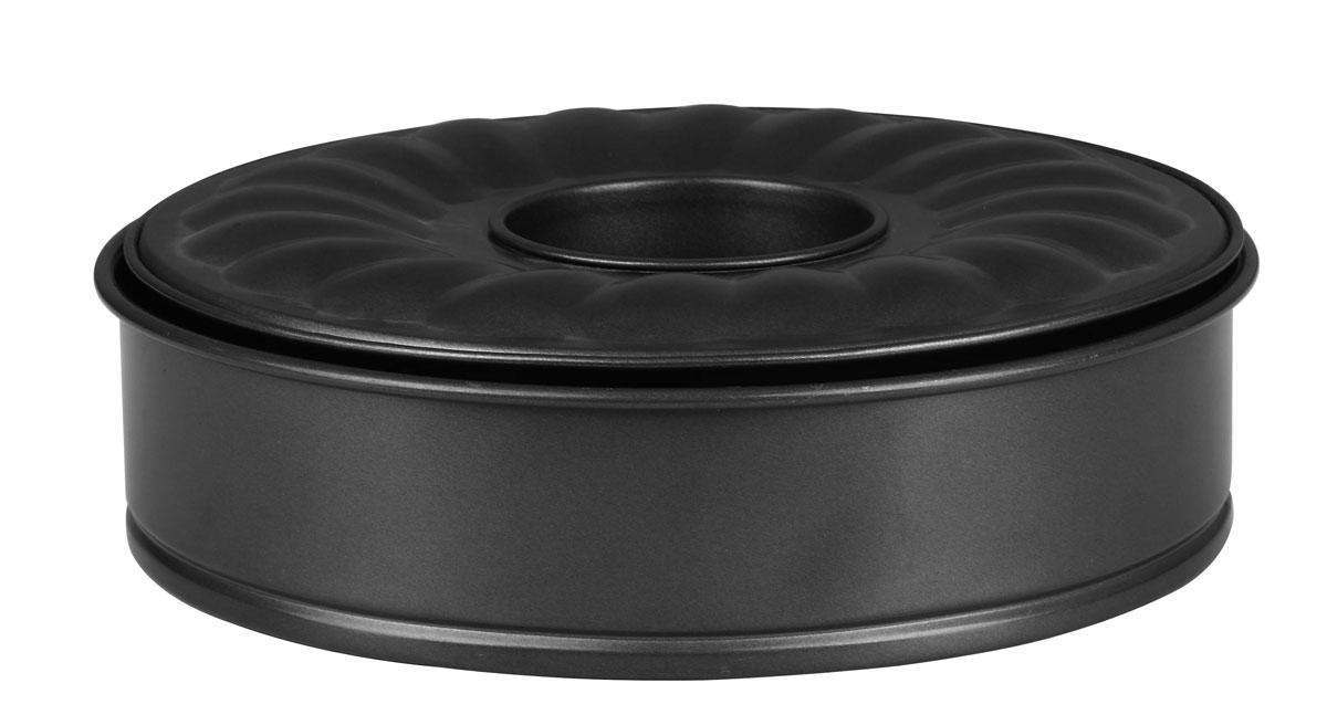 Набор разъемных форм для выпечки Bekker, с антипригарным покрытием, 3 предметаBK-3936