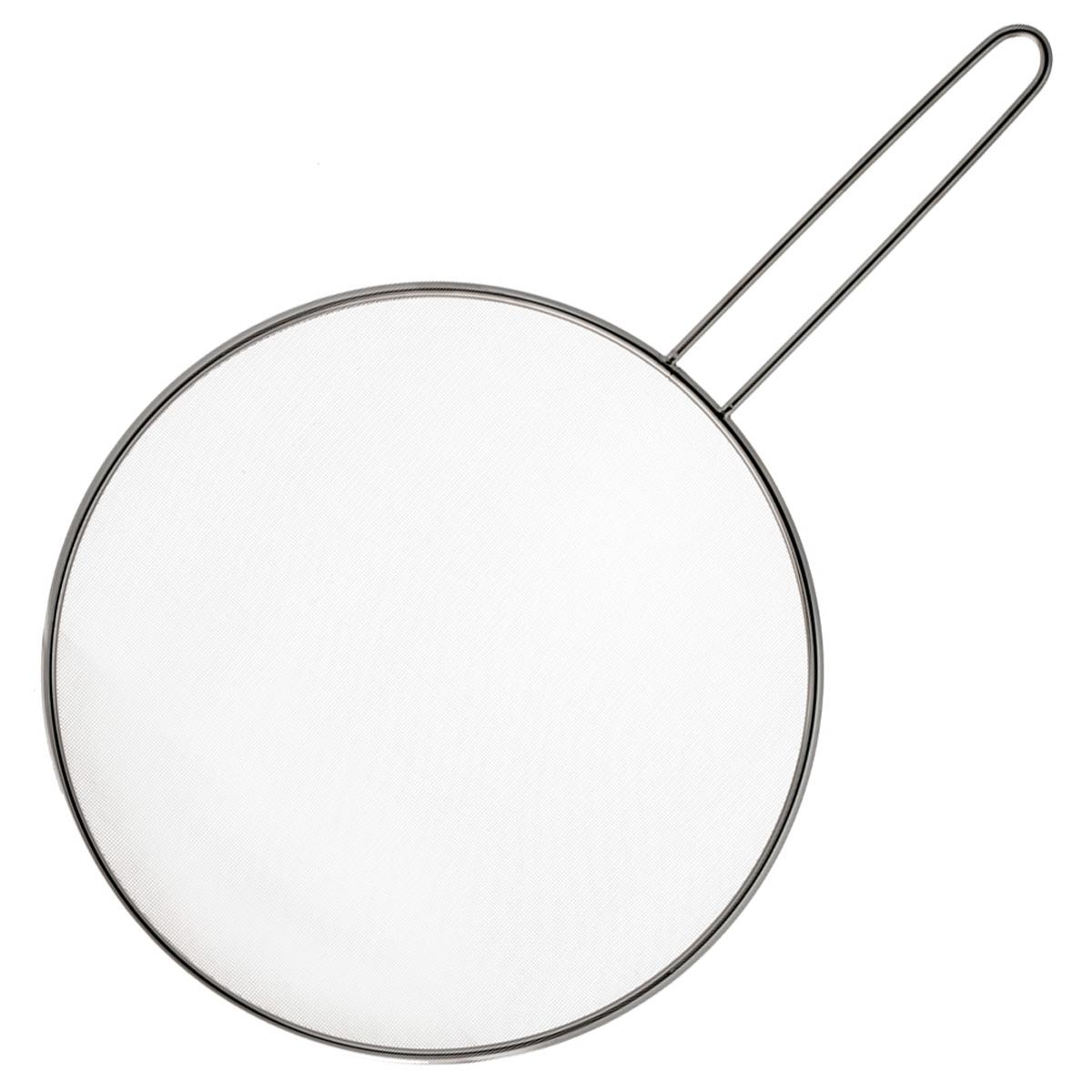 Сетка защитная Bekker, от брызг, диаметр 25 смBK-9200Сетка Bekker выполнена из нержавеющей стали. Достаточно положить сетку на сковороду и можно не беспокоиться о чистоте вашей плиты. Сетка Bekker станет незаменимым помощником на вашей кухне и понравится каждой хозяйке.