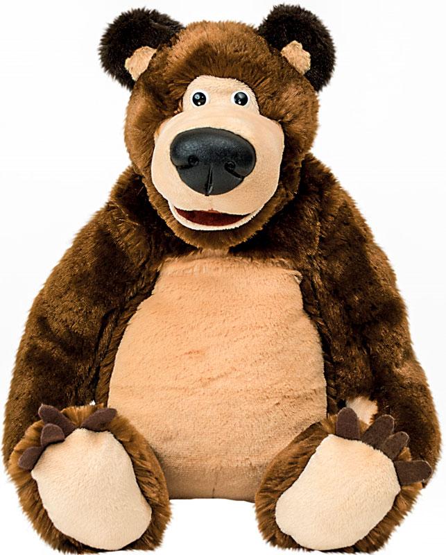 Мягкая игрушка Fancy Медведь Габи, 48 смMDU1Очаровательная мягкая игрушка Fancy Медведь Габи, выполненная в виде улыбающегося медведя Габби коричневого цвета, вызовет умиление и улыбку у каждого, кто ее увидит. Удивительно мягкая игрушка принесет радость и подарит своему обладателю мгновения нежных объятий и приятных воспоминаний. Великолепное качество исполнения делают эту игрушку чудесным подарком к любому празднику.