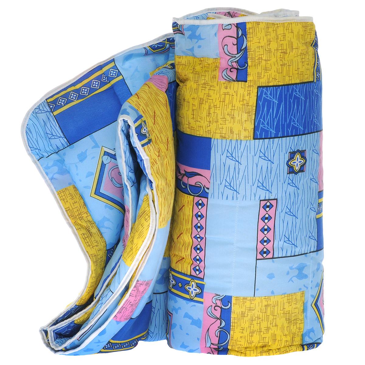Одеяло облегченное OL-Tex Miotex, наполнитель: полиэфирное волокно Holfiteks, 220 х 200 см, в ассортиментеМХПЭ-22-2Облегченное одеяло OL-Tex Miotex создаст комфорт и уют во время сна. Чехол выполнен из полиэстера и оформлен красочным рисунком. Внутри - современный наполнитель из полиэфирного высокосиликонизированного волокна Holfiteks, упругий и качественный. Прекрасно держит тепло. Одеяло с наполнителем Holfiteks легкое и комфортное. Даже после многократных стирок не теряет свою форму, наполнитель не сбивается, так как одеяло простегано и окантовано. Не вызывает аллергии. Holfiteks - это возможность легко ухаживать за своими постельными принадлежностями. Можно стирать в машинке, изделия быстро и полностью высыхают - это обеспечивает гигиену спального места при невысокой цене на продукцию. Рекомендации по уходу: - Ручная и машинная стирка при температуре 30°С. - Не гладить. - Не отбеливать. - Нельзя отжимать и сушить в стиральной машине. - Сушить вертикально.