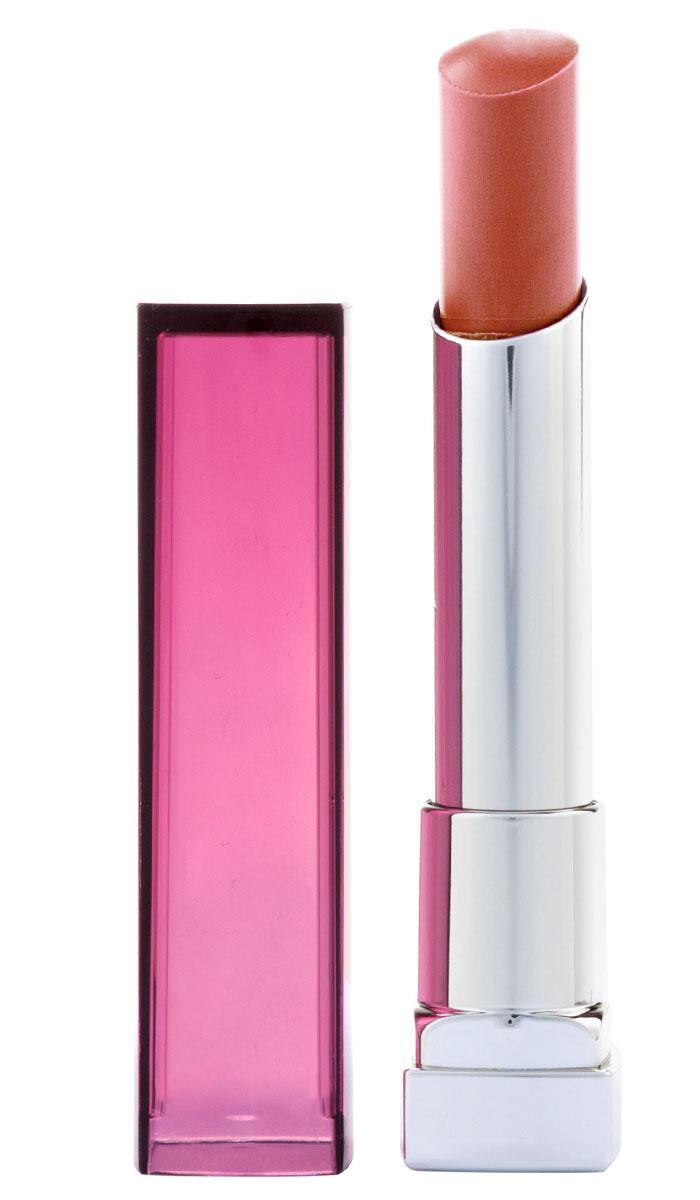 Maybelline New York Помада для губ Шепот цвета, оттенок 440, Оранжевое настроение, 3,6 грB2665500Невесомая гелевая текстура - для легкого нанесения и увлажнения. Натуральные цветовые пигменты - для создания нежных оттенков