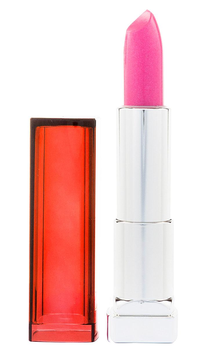 Maybelline New York Помада для губ Color Sensational, Роскошный цвет, Сочный фреш, оттенок 900, Розовый леденец, 4,4 гB2650501Витамин Е и медовый нектар защищают губы и позволяют избежать ощущения сухости и стянутости. Перламутровые микрочастицы жемчуга придают нежное и изысканное мерцание. Розовые, коралловые и бежевые оттенки позволяют создать элегантный и утонченный образ. Сияние жемчуга так женственно, так естественно… Это сенсация! 9 соблазнительных оттенков жемчужной помады.