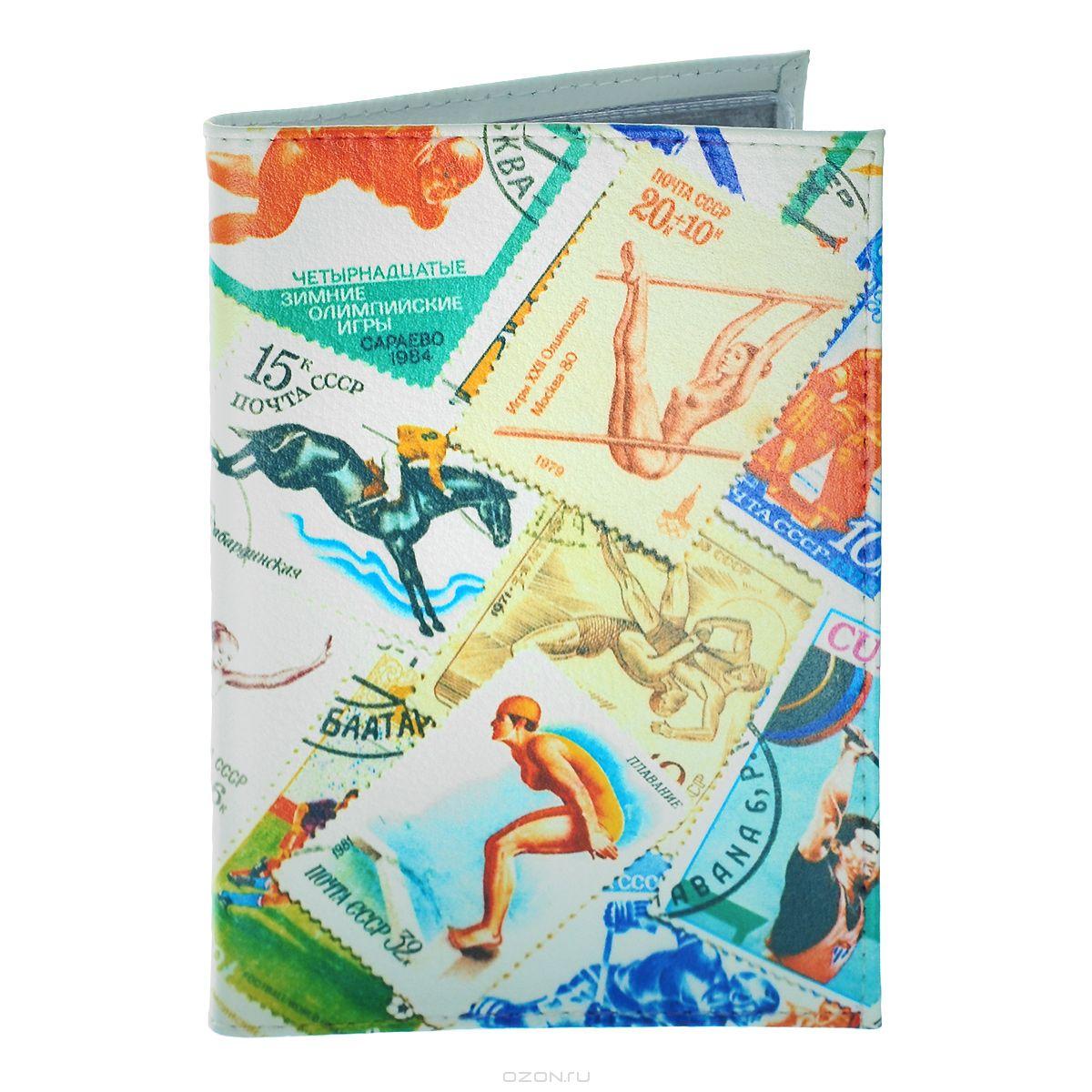 Визитница Спорт (марки) 2. VIZIT-206VIZIT-206Оригинальная визитница Mitya Veselkov Спорт. Марки прекрасно подойдет для хранения визиток и кредитных карт. Обложка выполнена из натуральной высококачественной кожи и оформлена изображением марок со спортивной тематикой. Внутри содержится съемный блок из прозрачного мягкого пластика на 18 визиток и 2 прозрачных вертикальных кармана. Стильная визитница подчеркнет вашу индивидуальность и изысканный вкус, а также станет замечательным подарком человеку, ценящему качественные и практичные вещи.