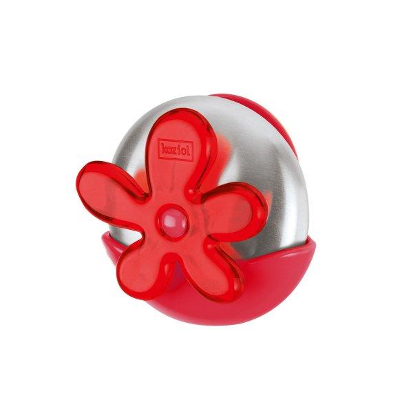Мыло металлическое Koziol A-Pril004.120500.011Металлический кусок мыла Koziol A-Pril станет незаменимым предметом хозяек. Оно избавляет руки от неприятного запаха чеснока, лука или рыбы. При контакте с водой металл мгновенно нейтрализует и устраняет неприятный запах. Благодаря специальному приклеивающемуся держателю, мыло крепится практически к любой поверхности, а значит, будет всегда под рукой.
