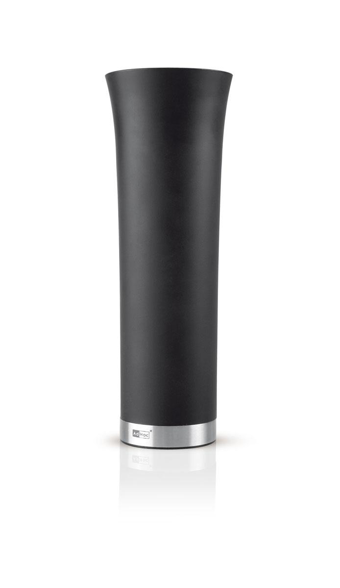 Автоматическая мельница для соли/перца AdHoc, серия MILANO, черный010.070800.005Мельница для соли или перца запускается автоматически при наклоне на 90? и больше. В комплекте 6 батареек типа ААА (1,5 v). Четыре энергосберегающих светодиода включаются автоматически при запуске мотора. Регулируется степень измельчения. Гарантия 30 лет на механизм, 5 лет - на мельницу.