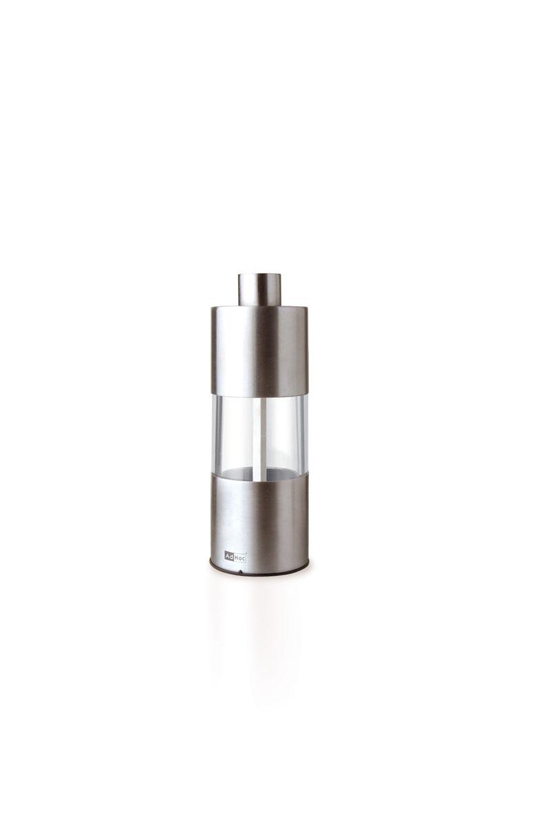 Мельница для соли/перца AdHoc, сталь010.070800.011Ручная мельница для соли или перца. Цвет: сталь