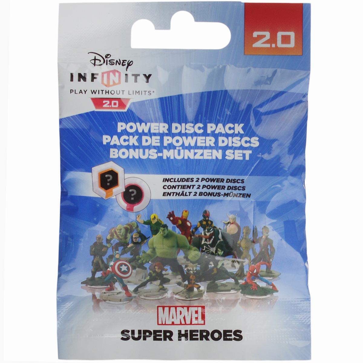 Disney Infinity 2.0 (Marvel). Набор 2 волшебных жетона