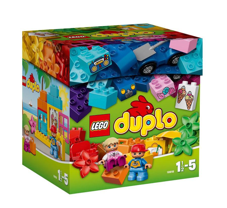 LEGO Duplo ����������� ������� �������� - LEGO10618������������� � ������������ ������ ����������� � ������� LEGO DUPLO ������� ��������! ���������� ������ � �������� ����� ��� ���� ������, ������� ������������ �� ����. ���������� ����� ������� ������ �� ������ ������� ������ ���������������, �� � ��������������� �� ���� ������ � �����������. � ������ ������ ������ ��������� ����� ��������� ��� �������� ������������ ��������, ����� ��� ������� �����, ����� �� ����� ��� �����������. ���������� ����������� � ���������� ������ ��������������� ���� ��� ������������� ������������ ���������� ��� ������� � ���������. ����� ���� ����� ����� ������������ � ����������, ����� ��������������� �������� � ������������� ����������, ������������� ����, ����������� � ������� �������. � ����� ������ 2 �������: ������� � �������, � ����� ����������, ����� ��� ������� ������, 2 �����, ������, ������� � �����. ����������� - ��� ���� �� ����� ���������������� � ������� �������� �������������������. ������� ������ ������ ������ �...
