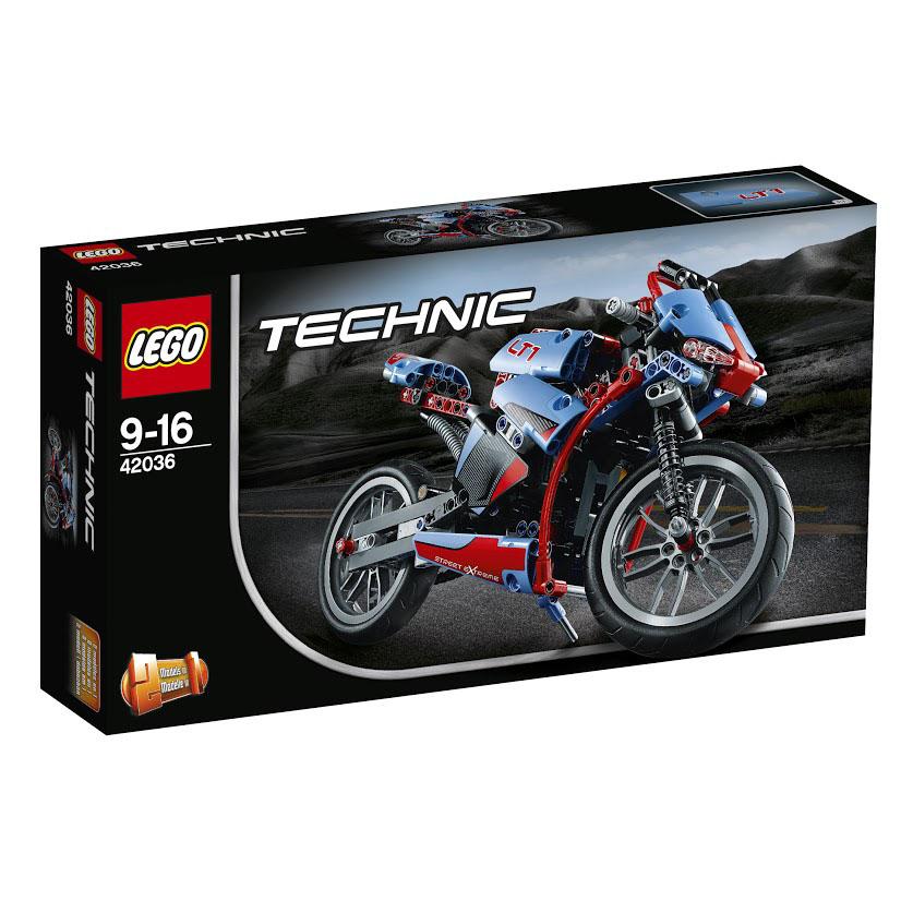 LEGO Technic Конструктор Спортбайк 42036