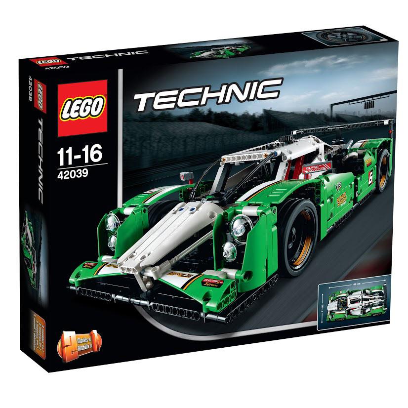 LEGO Technic Конструктор Гоночный автомобиль 42039