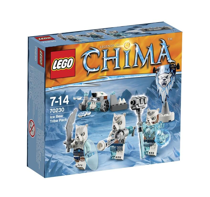 LEGO Legends of Chima Конструктор Лагерь Ледяных Медведей 7023070230Разбейте лагерь самого опасного и свирепого племени во всей Чиме! Отметьте территорию знаменем Ледяных Медведей, подстерегайте врага за ледяными стенами, затем бросайтесь в атаку, используя ледяной дисковый шутер и крутое холодное оружие. Главная цель Ледяных Медведей - это нападение на соседние кланы и похищение заветных ЧИ-кристаллов. При помощи своего нового шутера, стреляющего снежными дисками, и ледяных стен с клыками Медведи хотят организовать военный поход на соседние земли, а чтобы их ни с кем не перепутали, то они прихватили с собой флаг с изображением рычащего белого медведя. В набор входят 3 мини-фигурки с оружием и аксессуарами: Генерал Айсерлот с ледяной булавой, воин клана Ледяных Медведей с пушкой, стреляющей белыми ядрами, и воин клана Ледяных Медведей с щитом и мечом. Конструктор - это один из самых увлекательнейших и веселых способов времяпрепровождения. Ребенок сможет часами играть с конструктором, придумывая различные ситуации и истории. ...