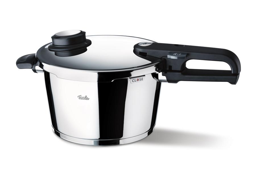 Скороварка Fissler со вставкой, серия Vitavit Premium, 22 см, 4.5л 6203000407