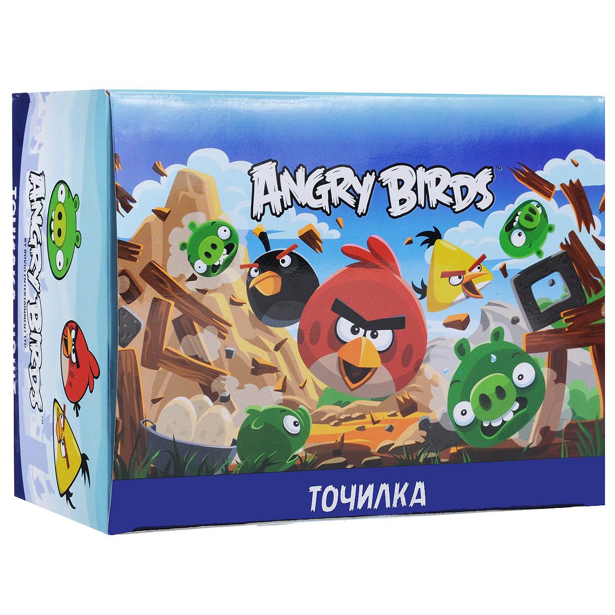 Набор точилок Angry Birds, 48 шт84404ОТочилки из набора Angry Birds предназначены для затачивания карандашей. Круглые точилки выполнены из яркого пластика. Каждая точилка оформлена изображением одного из персонажей популярной компьютерной игры Angry Birds. В наборе 48 точилок красного, прозрачного и зеленого цветов (по 16 точилок каждого цвета).
