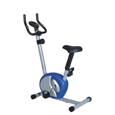 Велотренажер Sport Elit, цвет: серый, синий, 88,5 см х 47 см х 120,5 смSE200Велотренажер Sport Elit предназначен для тренировки ног. Особенности велотренажера: Магнитная система изменения нагрузки. Датчики измерения пульса для удобства на руле. Регулируемый руль, регулируемая нагрузка (8 уровней). Компьютер оснащен ЖКД. Функции компьютера: время, скорость, потраченные калории, дистанция, пульс.