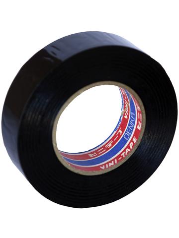 Лента изоляционная Denka Vini Tape, цвет: черный, 19 мм х 9 м#102-Black 9mЛента изоляционная Denka Vini Tape используется для работы с проводкой и изоляцией, бытовых нужд, в качестве защитного покрытия и т.д.