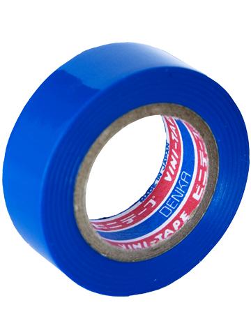 Лента изоляционная Denka Vini Tape, цвет: синий, 19 мм х 9 м#102-Blue 9mЛента изоляционная Denka Vini Tape используется для работы с проводкой и изоляцией, бытовых нужд, в качестве защитного покрытия и т.д.