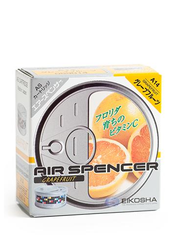 Ароматизатор меловый Eikosha Grape FruitsA-14Меловый ароматизатор Eikosha Grape Fruits - это приятное приобретение в салон автомобиля. Приятный и ненавязчивый аромат придаст уютную и комфортную обстановку в машине на долгое время, а компактный размер позволит разместить ароматизатор в любой части салона.