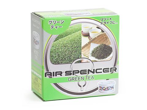 Ароматизатор меловый Eikosha Green TeaA-60Меловый ароматизатор Eikosha Green Tea -это приятное приобретение в салон автомобиля. Приятный и ненавязчивый аромат придаст уютную и комфортную обстановку в машине на долгое время, а компактный размер позволит разместить ароматизатор в любой части салона.