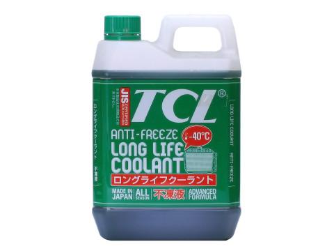 Антифриз TCL LLC, готовый, цвет: зеленый, 2 лLLC00857Высококачественная охлаждающая жидкость TCL LLC, препятствующая перегреву двигателей даже в сильную жару и замораживанию системы охлаждения в сильный мороз. Защищает от коррозии металлические части системы охлаждения и удаляет с них ранее образовавшиеся окислы. Является отличной смазкой для помп. Сохраняет свои качества в системах охлаждения в течение 2 лет. Не замерзает до температуры -40°С. Антифриз зеленого цвета предназначен для всех автомобилей, кроме TOYOTA и DAIHATSU. Состав: этиленгликоль, комплекс присадок.