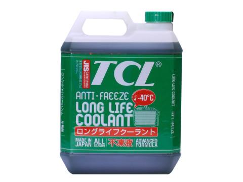 Антифриз TCL LLC, готовый, цвет: зеленый, 4 лLLC01243