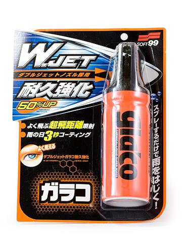 Антидождь Soft 99 Glaco W Jet Strong, для стекол, 180 мл