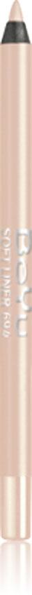 BeYu Карандаш для глаз, универсальный, тон №690, 1,2 г34.690Мягкая текстура карандаша Soft Liner легко и приятно наносится на нежную кожу век. Уникальный состав на основе масел. Абсолютно гипоаллергенен. Благодаря стойкой формуле карандаш фиксируется уже через минуту и становится водостойким. При этом он легко растушевывается, оставляя на веках насыщенный ровный цвет. Огромная цветовая палитра дает простор для творчества, а удобная пластиковая упаковка защищает грифель от сколов. Этот стойкий карандаш для дневного и вечернего макияжа - абсолютный must-have каждой косметички! Товар сертифицирован.