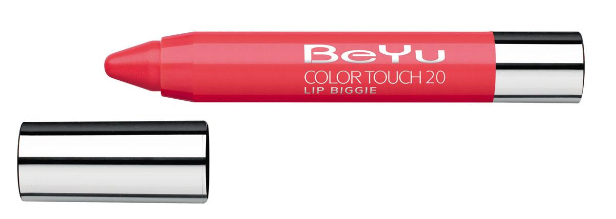 BeYu Блеск-бальзам для губ Color Touch Lip Biggie, тон №20, 2.8 г331.20Блеск-бальзам для губ Color Touch Lip Biggie сочетает в себе помаду, блеск и бальзам для губ, который бережно ухаживает за кожей губ, придавая им нежное сияние. Блеск-бальзам для губ имеет выкручивающийся механизм.