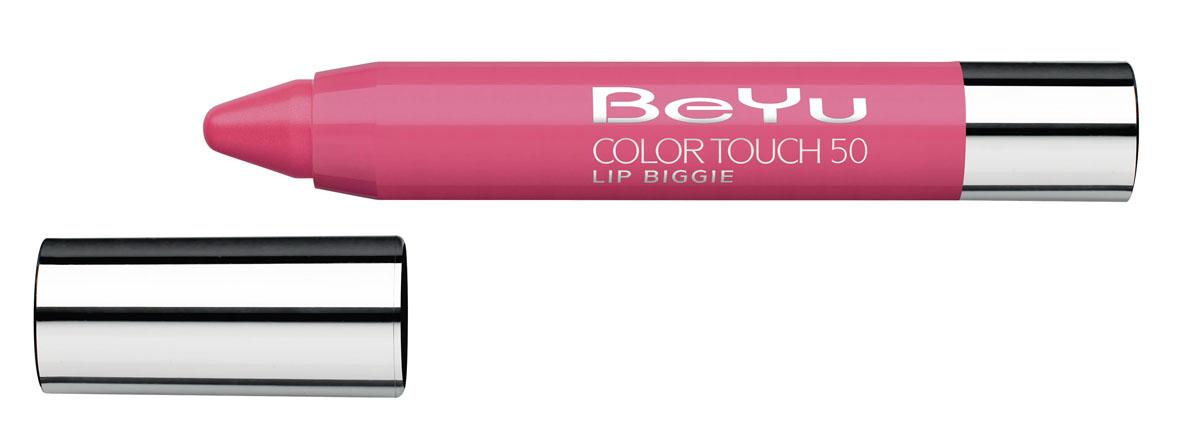 BeYu Блеск-бальзам для губ Color Touch Lip Biggie, тон №50, 2.8 г331.50Блеск-бальзам для губ Color Touch Lip Biggie сочетает в себе помаду, блеск и бальзам для губ, который бережно ухаживает за кожей губ, придавая им нежное сияние. Блеск-бальзам для губ имеет выкручивающийся механизм.