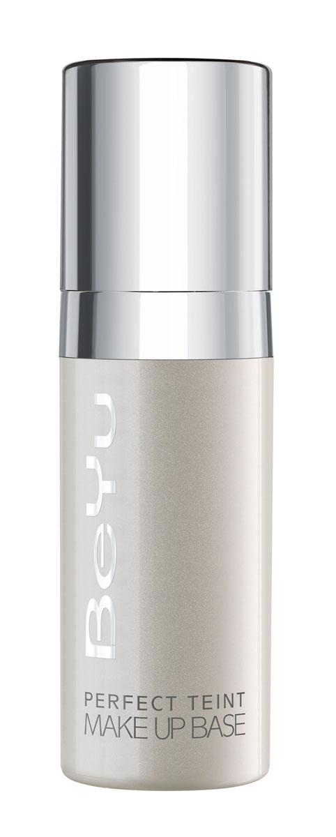 BeYu База для макияжа Perfect Teint Make Up Base, 15 мл3830Скрывает мелкие недостатки кожи: красноту, серый цвет лица. Визуально уменьшает морщинки и расширенные поры. Благодаря специальному пигменту, названному фотолюминисцентный комплекс, база подстраивается под естественный тон лица и создается эффект фотошопа (холеной, светящейся изнутри кожи). Базу под макияж можно использовать самостоятельно в качестве тонального средства очень легкой укрывности. Товар сертифицирован.