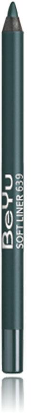 BeYu Карандаш для глаз, универсальный, тон №639, 1,2 г34.639Мягкая текстура карандаша Soft Liner легко и приятно наносится на нежную кожу век. Уникальный состав на основе масел. Абсолютно гипоаллергенен. Благодаря стойкой формуле карандаш фиксируется уже через минуту и становится водостойким. При этом он легко растушевывается, оставляя на веках насыщенный ровный цвет. Огромная цветовая палитра дает простор для творчества, а удобная пластиковая упаковка защищает грифель от сколов. Этот стойкий карандаш для дневного и вечернего макияжа - абсолютный must-have каждой косметички! Товар сертифицирован.