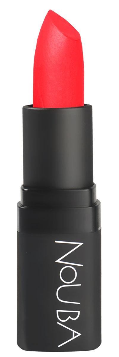 NOUBA Губная помада Diva Lipstick, оттенок №98, 4 мл37098Помада дает глубокий насыщенный цвет. Компоненты, добавляющие устойчивости, позволяют помаде держатся на губах значительно дольше других увлажняющих помад. Бережно ухаживает за кожей губ. Помада без растекания даже без использования контурного карандаша. Товар сертифицирован.