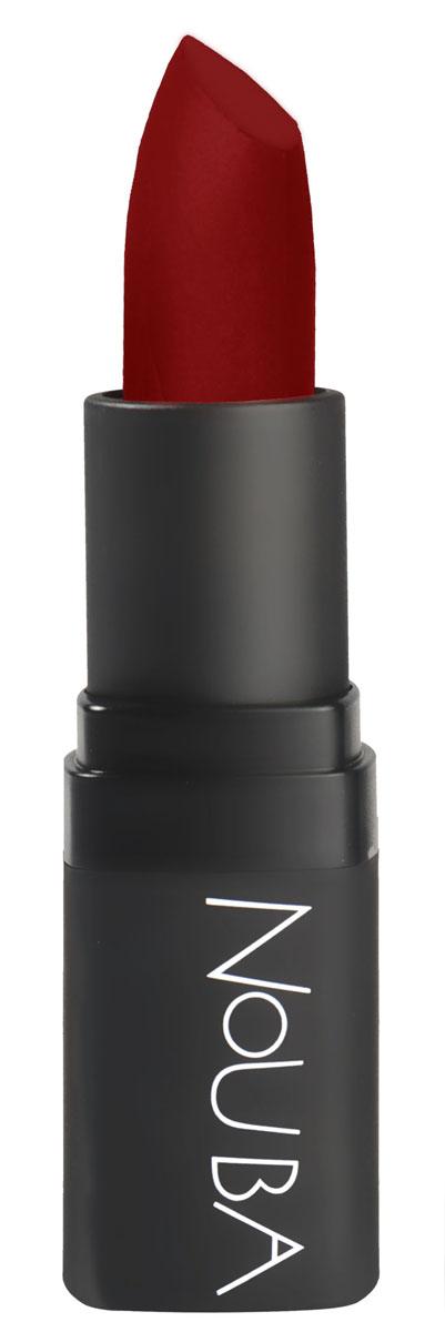 NOUBA Губная помада Diva Lipstick, оттенок №99, 4 мл37099Помада дает глубокий насыщенный цвет. Компоненты, добавляющие устойчивости, позволяют помаде держатся на губах значительно дольше других увлажняющих помад. Бережно ухаживает за кожей губ. Помада без растекания даже без использования контурного карандаша. Товар сертифицирован.