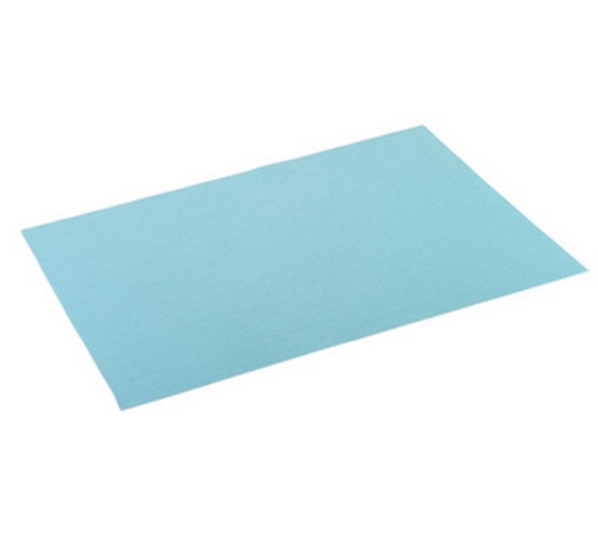 Салфетка сервировочная Tescoma Flair Trend, цвет: бирюзовый, 45 x 32 см662088Элегантная салфетка Tescoma Flair Trend, изготовленная из прочного искусственного текстиля, предназначена для сервировки стола. Она служит защитой от царапин и различных следов, а также используется в качестве подставки под горячее. После использования изделие достаточно протереть чистой влажной тканью или промыть под струей воды и высушить. Не мыть в посудомоечной машине, не сушить на батарее.